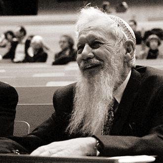 Robert Aumann - Aumann at a meeting in 2008.