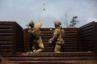 F1 grenade (Australia) Type of Time-fused grenade