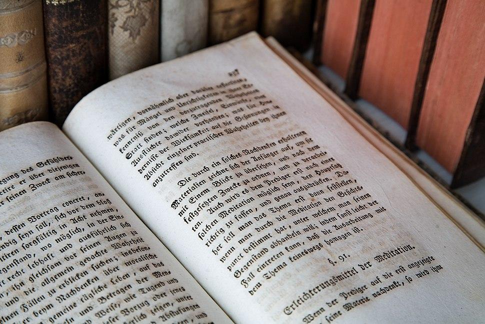 Austria - Admont Abbey Library - 1407