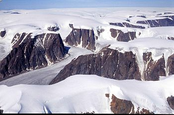 Auyuittuq National Park: Penny Ice Cap