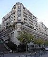 Avenue Marcel Proust vers le nord et escalier de l'avenue du parc de Passy.jpg