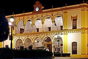 Moguer - The Casa Consistorial.