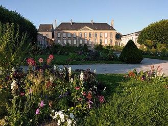Mortagne-au-Perche - Image: Ayuntamiento de Mortagne au Perche, Normandía