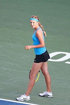 Azarenka on Rogers Cup 2011.jpg