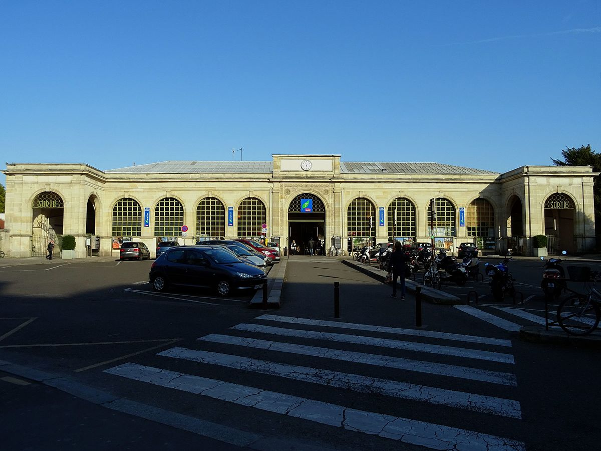 gare de versailles rive droite wikip dia. Black Bedroom Furniture Sets. Home Design Ideas