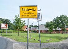 Zicherie Böckwitz