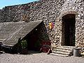 Będzin - Zamek 05 - Dziedziniec.JPG