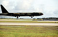 B-52D 43rd Wing landing at Andersen AFB 1982.JPEG