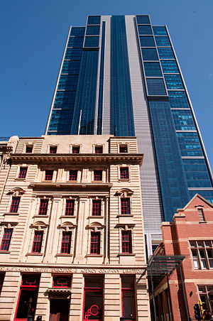 Multiplex (company) - Brookfield Place (Perth) is the second tallest building in Western Australia.
