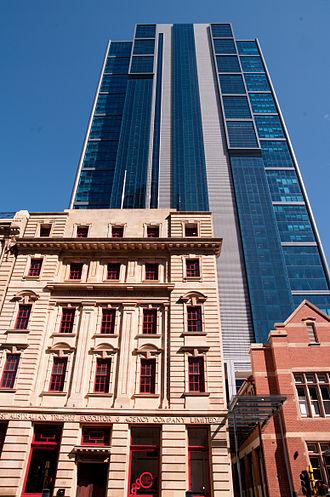 Brookfield Place (Perth) - Image: BHP tower gnangarra 10