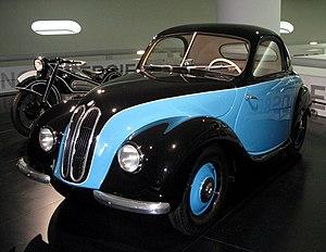 BMW 501 - 1951 BMW 331 prototype