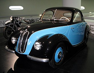 BMW 501 - 1951 BMW 331 prototype
