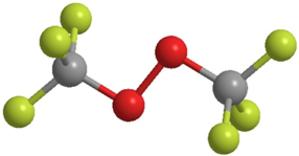 Bis(trifluoromethyl)peroxide