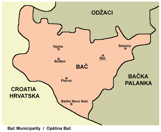 Bač, Serbia - Wikiwand on