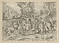 Bacchanal of Children s.d print by Philip Galle, S.II 7261, Prints Department, Royal Library of Belgium.jpg