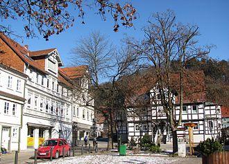 Bad Grund - Market Place