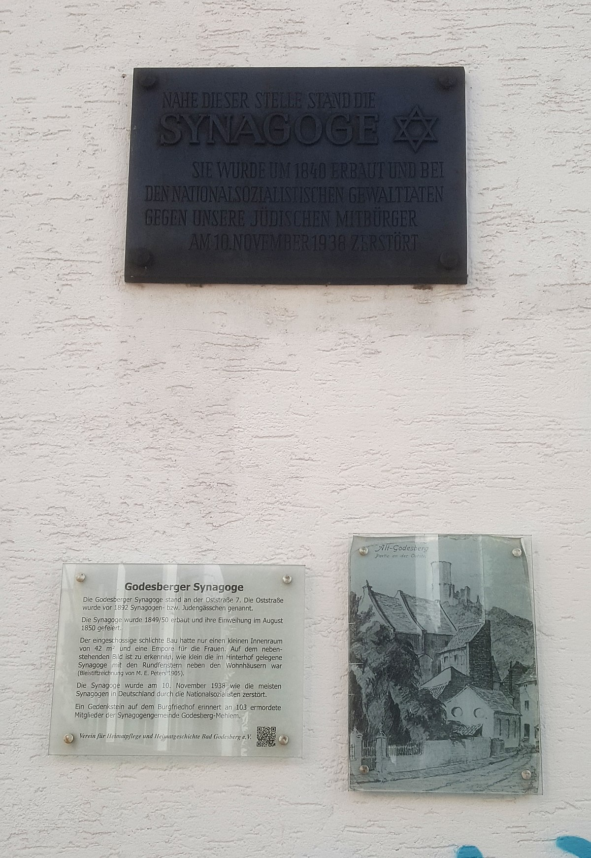 Synagoge (Bad Godesberg) – Wikipedia