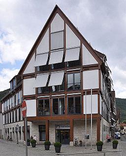 Marktplatz in Reutlingen