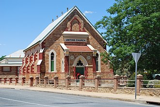 Balaklava, South Australia - Image: Balaklava Uniting Church
