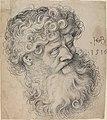 Baldung, Hans — Kopf von Johannes dem Täufer — 1516.jpg
