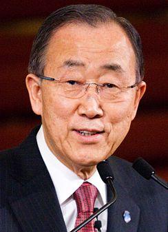Ban Ki-moon February 2016