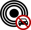 Ban car from city center icon.png