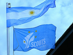 Scouts de Argentina - Right