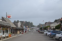 Bandon Historic District