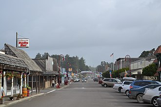 Bandon, Oregon - Bandon Historic District