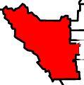 BanffCochrane electoral district 2010.jpg