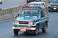 Bangladesh Air Force Provost Toyota Land Cruiser 70. (38728789960).jpg