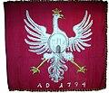 Banner of Kraków during Kościuszko Uprising.JPG