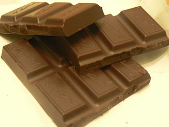English: A bar of Guittard chocolate