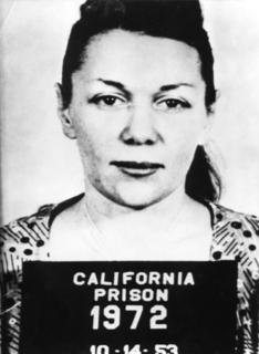 Barbara Graham Convicted murderer