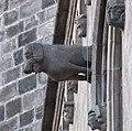 Barcelona Cathedral Gargoyle 09.jpg