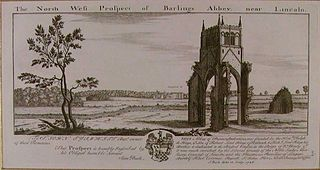 Barlings Abbey Grade I listed human settlement in West Lindsey, United Kingdom