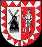 Das Wappen von Barmstedt