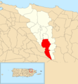 Barrazas, Carolina, Puerto Rico locator map.png