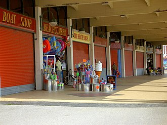 Barry Island - Shopfront