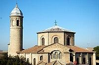 iglesia de San Vital de Rávena