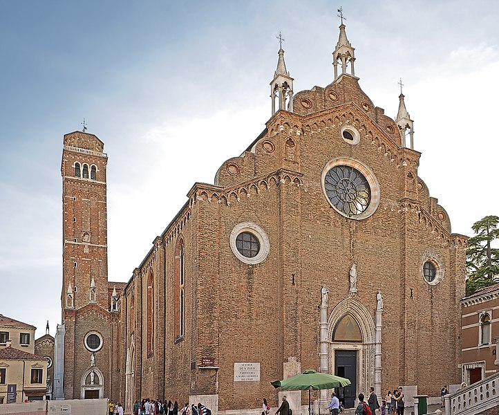 Archivo: Basilica di Santa Maria dei Frari - Venezia.jpg