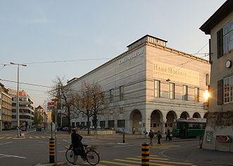 Kunstmuseum Basel - Image: Basler Kunstmuseum