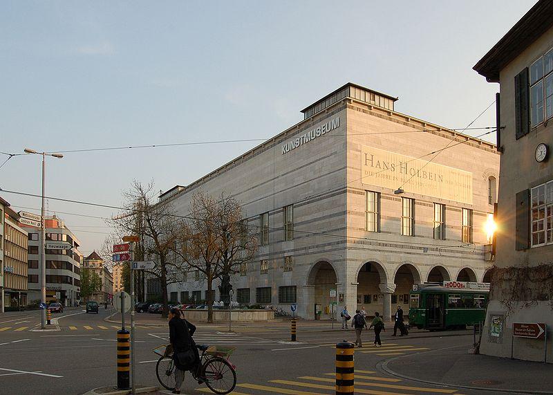 Kunstmuseum Basel (Basilea – Suiza)