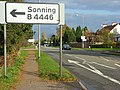 Bath Road, Sonning - geograph.org.uk - 612091.jpg