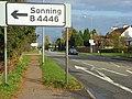 Bath Road, Sonning - geograph.org.uk - 612091.jpg