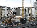 Baustelle Breslauer Platz, 15.08.2015. - panoramio.jpg
