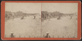Beach scene with people, from Robert N. Dennis collection of stereoscopic views.png