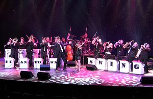 picture of Beantown Swing Orchestra at Foxwoods Resort Casino