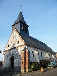 Beauchamps, Somme Commune in Hauts-de-France, France