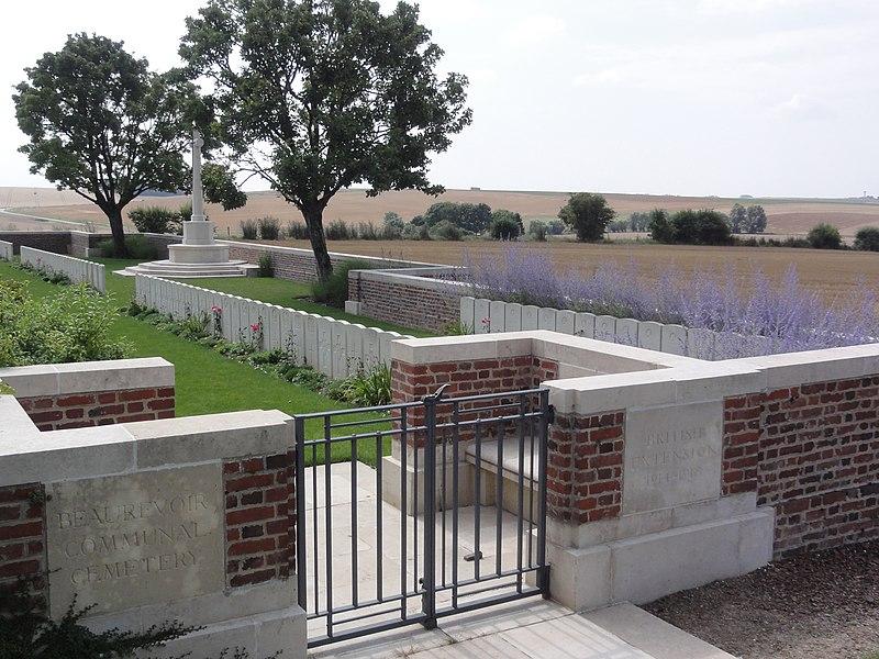 Beaurevoir Communal Cemetery British Extension (Aisne)
